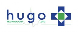 Graphic design logo for Hugo Technology Ltd