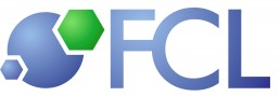 Graphic design logo of FCL Bio fuels