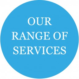 Kinetic pr range of services