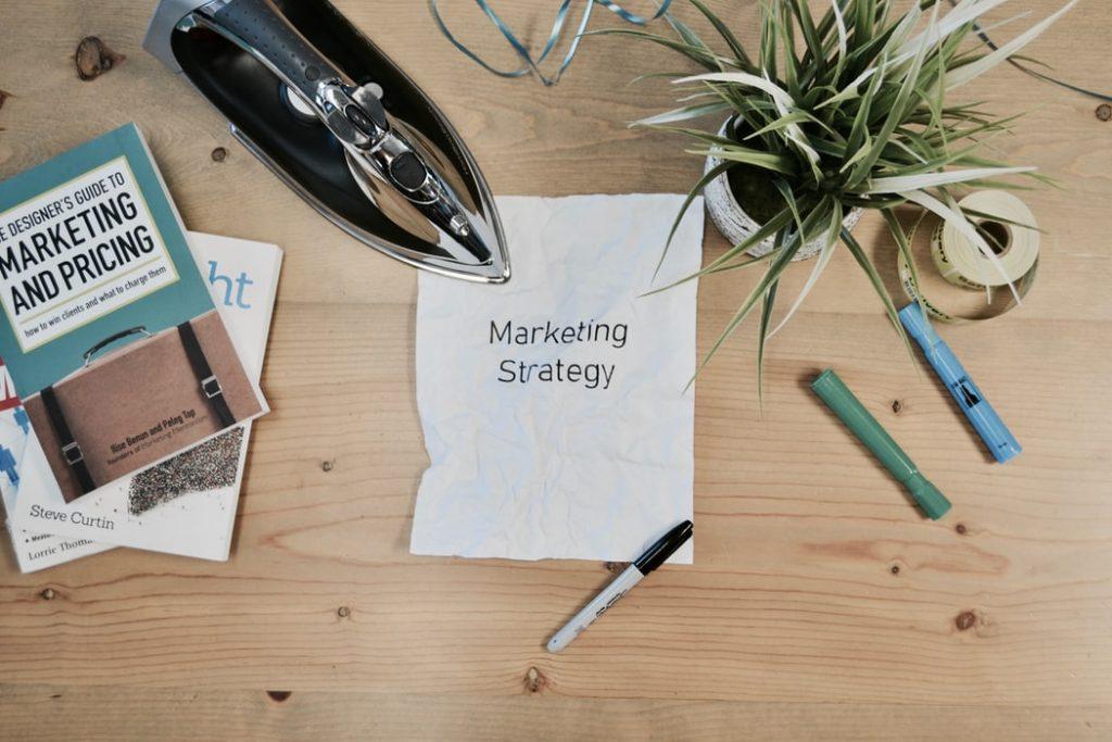 marketing strategy paper
